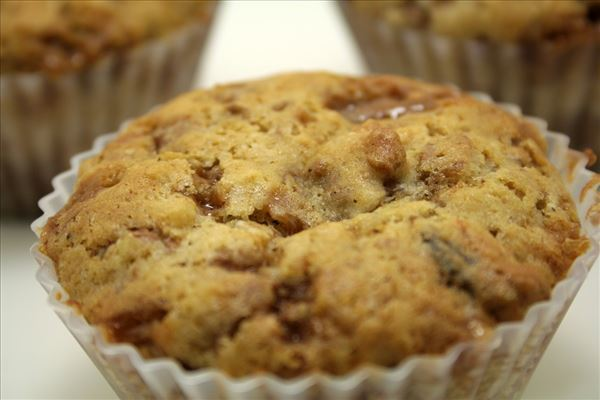 Daim muffins