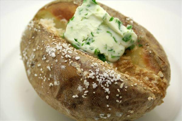 Bagt kartoffel