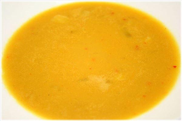 Græskarsuppe med chili