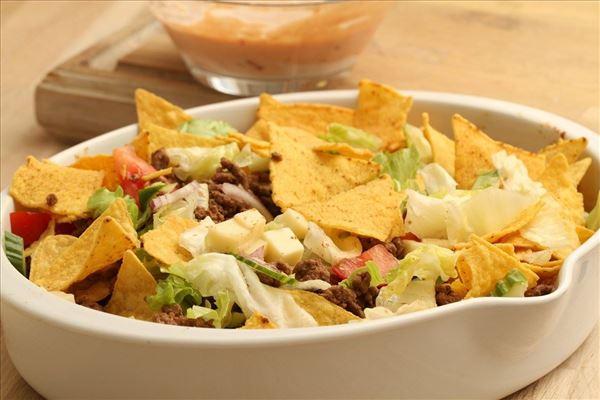 Mexicansk Tacosalat