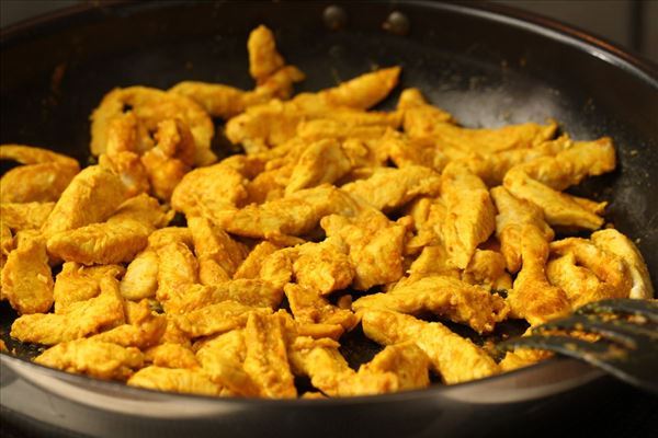 Mexicansk kyllingelasagne