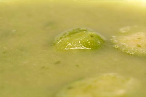 Rosenkålsuppe