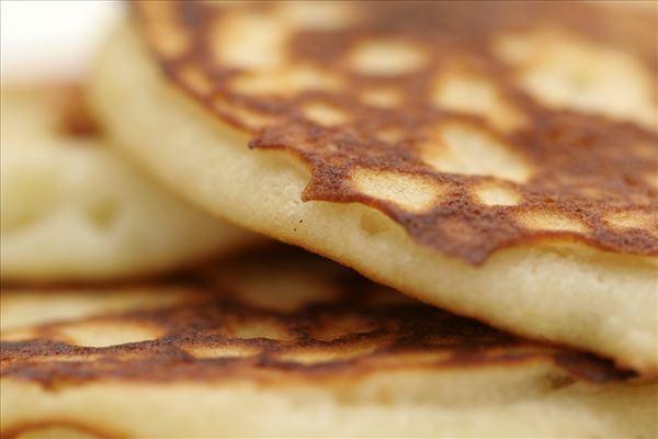 Tykke Morgenmadspandekager