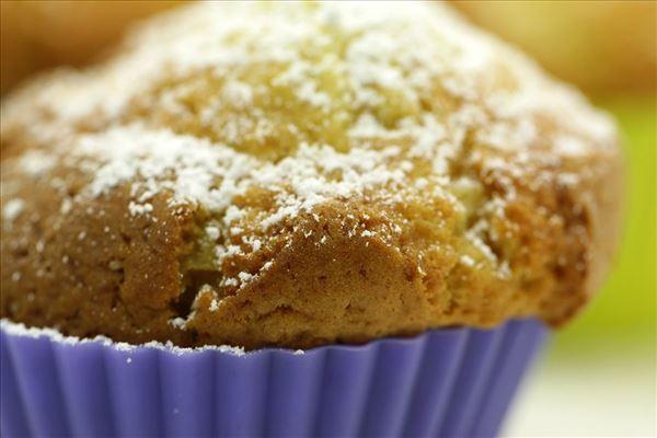 Muffins - ernæringsforbedret