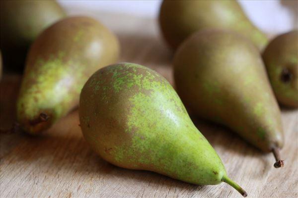 Pæremarmelade med fennikel