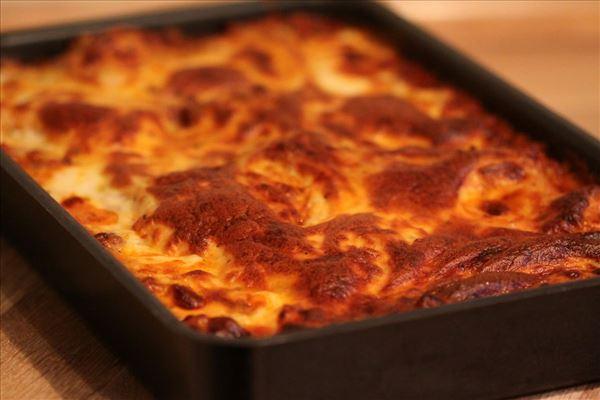 Italiensk lasagne