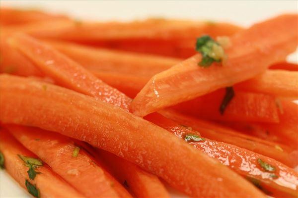 Thai gulerødder