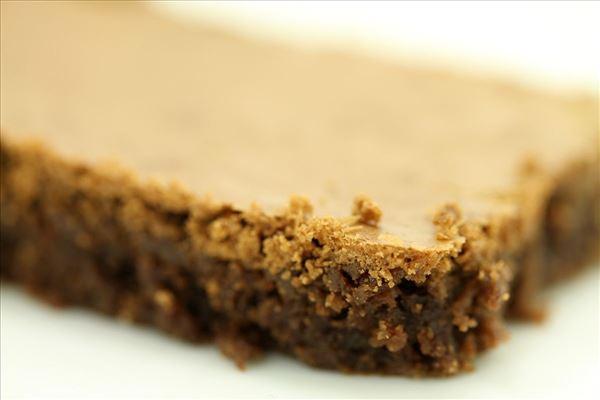 Let og lækker chokoladekage