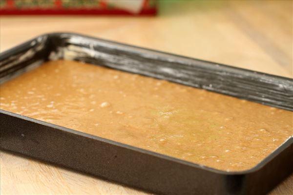Honningkage med kanel og ingefær