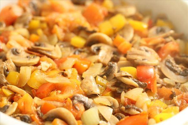 AG's vegetar kartoffel moussaka