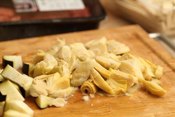Italiensk kalvekødsfad med frisk pasta