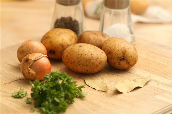 Skipperlabskovs med oksekød og kartoffel