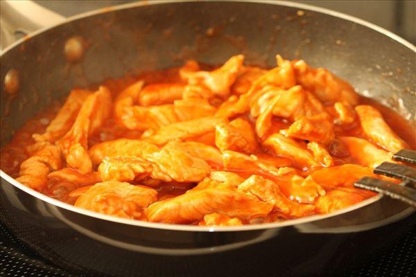 Pitabrød med kalkunfyld