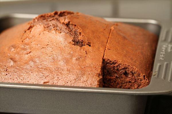 Chokoladekage (mormors)