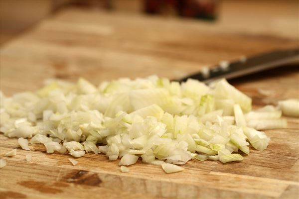 Pasta chili con carne (knorr pose)