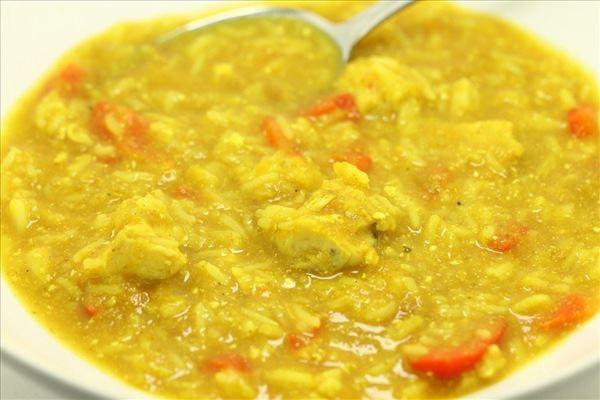 Indisk karry suppe DDV