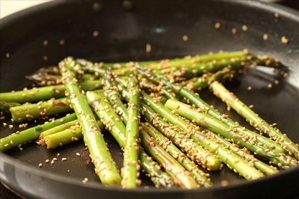 asparges erektion