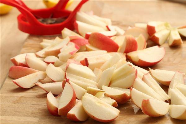 Warm applepie
