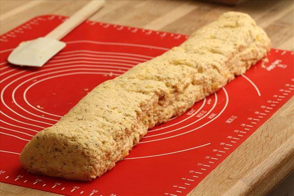 Focacciabrød (kartoffelbrød)