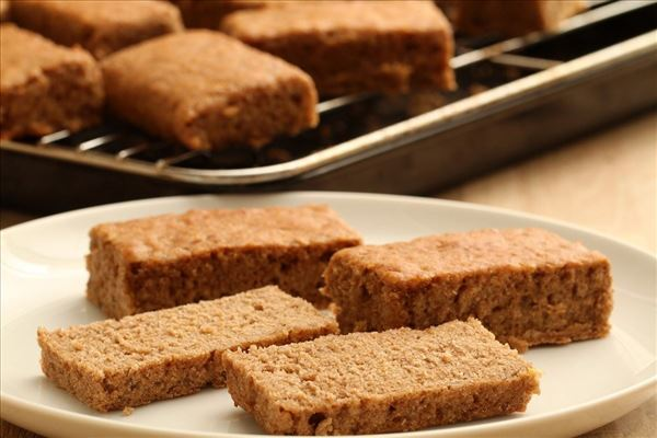 Hjemmelavet minirugbrød - gode til børn
