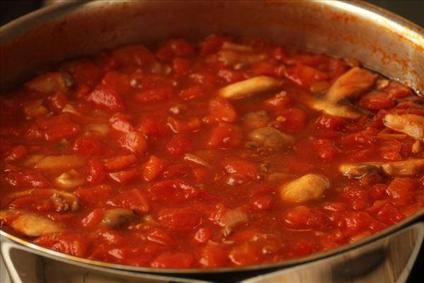 Landmandssuppe med suppehorn